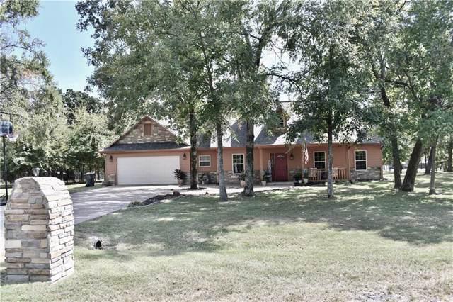 441 County Road 1990, Yantis, TX 75497 (MLS #14253986) :: The Chad Smith Team