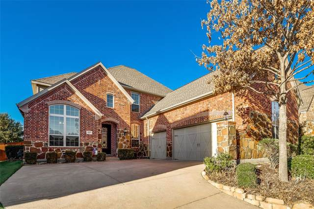 1417 Fire Wheel Way, Lantana, TX 76226 (MLS #14253988) :: The Rhodes Team