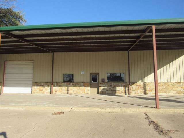 200 2nd Street, Kerens, TX 75144 (MLS #14254031) :: Team Hodnett