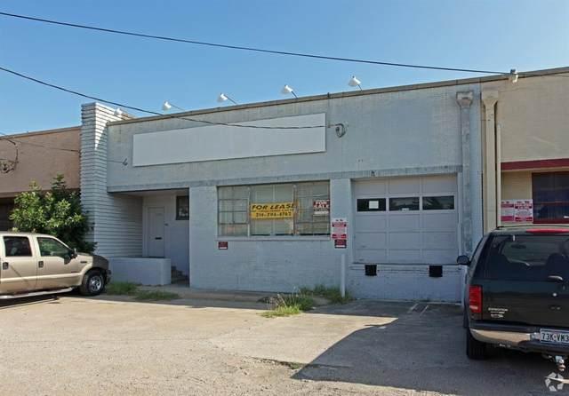 2156 Irving Boulevard, Dallas, TX 75207 (MLS #14254034) :: Trinity Premier Properties