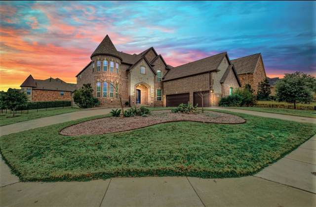 2616 Leafspray Lane, Flower Mound, TX 75022 (MLS #14254061) :: Team Tiller
