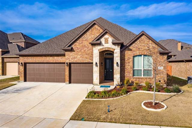 425 Brookdale Drive, Midlothian, TX 76065 (MLS #14254098) :: The Hornburg Real Estate Group