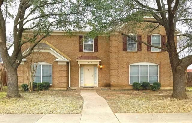 1322 Boyd Street F, Cedar Hill, TX 75104 (MLS #14254112) :: Real Estate By Design