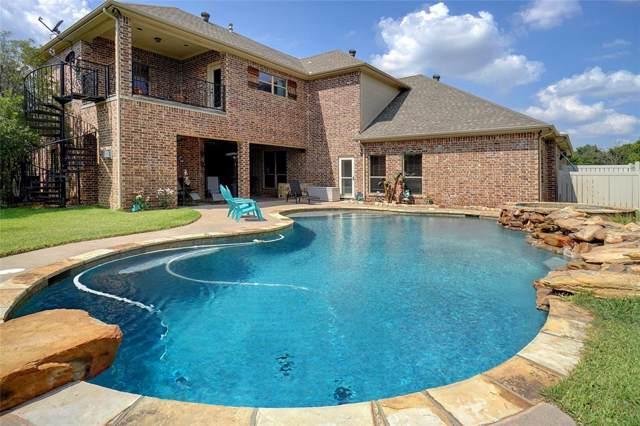 496 Hilltop Drive, Decatur, TX 76234 (MLS #14254149) :: The Mauelshagen Group