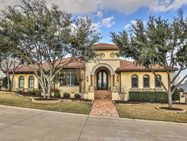 6808 Sawgrass Drive, Fort Worth, TX 76132 (MLS #14254193) :: The Chad Smith Team