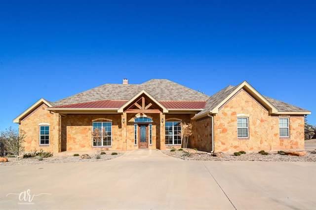 2590 Lincoln Drive, Abilene, TX 79601 (MLS #14254343) :: RE/MAX Pinnacle Group REALTORS