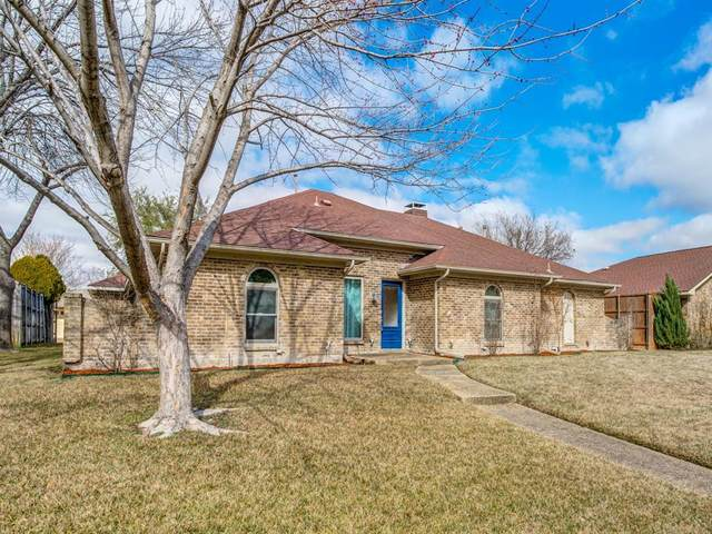 3817 Tapestry Court, Plano, TX 75075 (MLS #14254394) :: The Heyl Group at Keller Williams