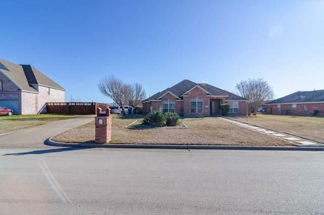 5109 Creek Crossing Drive, Greenville, TX 75402 (MLS #14254396) :: The Heyl Group at Keller Williams