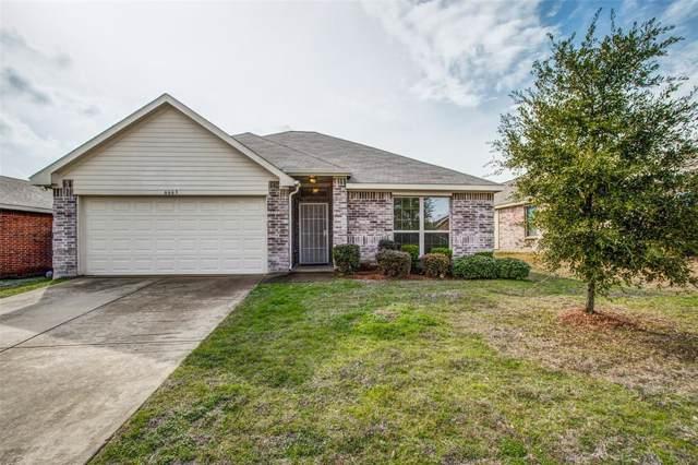 6663 Cool Morn Drive, Dallas, TX 75241 (MLS #14254450) :: North Texas Team | RE/MAX Lifestyle Property