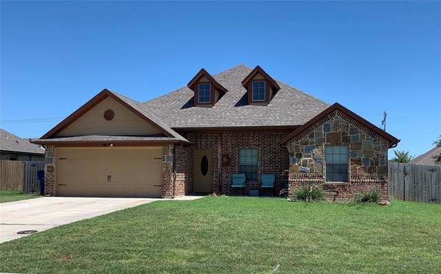 2109 Stonegate Boulevard, Bridgeport, TX 76426 (MLS #14254458) :: RE/MAX Pinnacle Group REALTORS