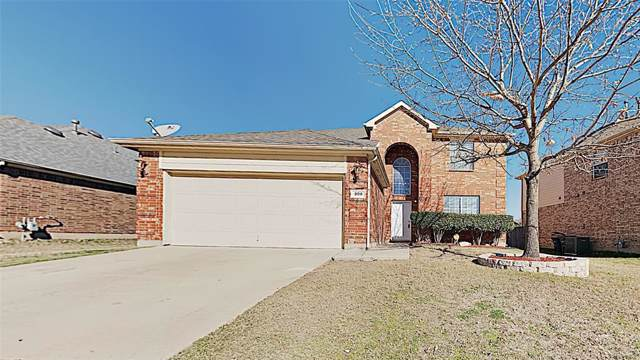 308 Mystic River Trail, Fort Worth, TX 76131 (MLS #14254465) :: Caine Premier Properties