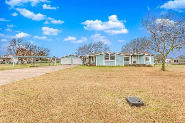 600 Temple Hall Highway, Granbury, TX 76049 (MLS #14254491) :: The Chad Smith Team