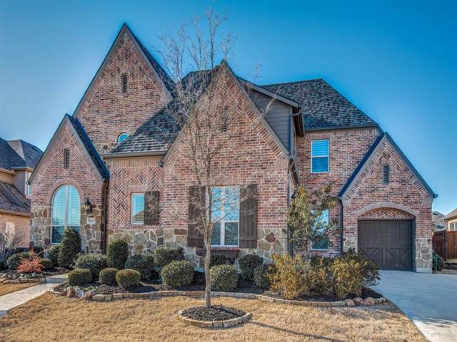 9313 Sabal Lane, Argyle, TX 76226 (MLS #14254555) :: The Rhodes Team