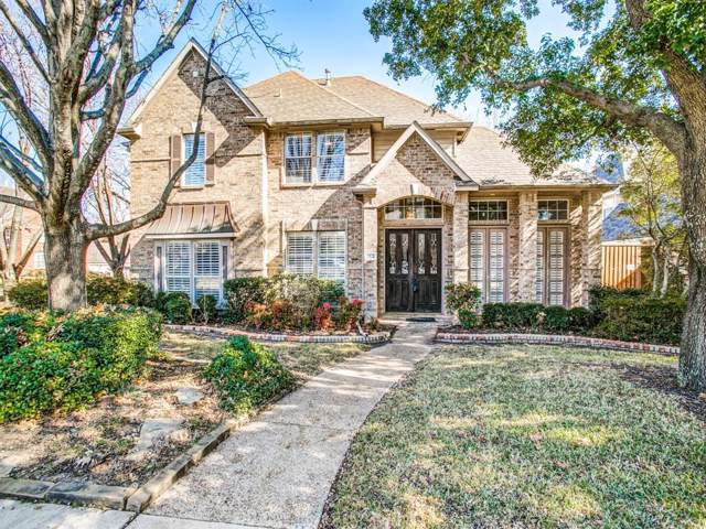 152 Hollywood Drive, Coppell, TX 75019 (MLS #14254612) :: Team Tiller
