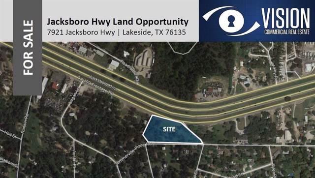 7921 Jacksboro Highway, Lakeside, TX 76135 (MLS #14254618) :: Lynn Wilson with Keller Williams DFW/Southlake