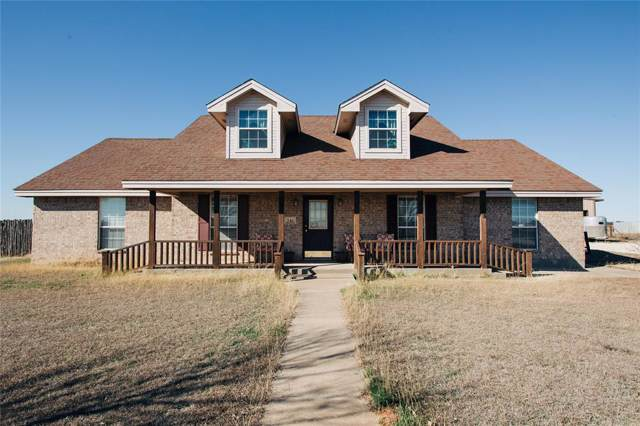 246 Fry Boulevard, Tuscola, TX 79562 (MLS #14254621) :: RE/MAX Pinnacle Group REALTORS