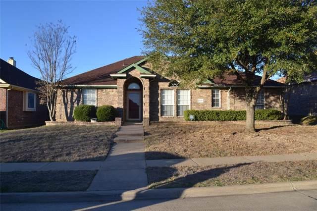 2229 Bridle Path Drive, Lancaster, TX 75146 (MLS #14254632) :: Van Poole Properties Group