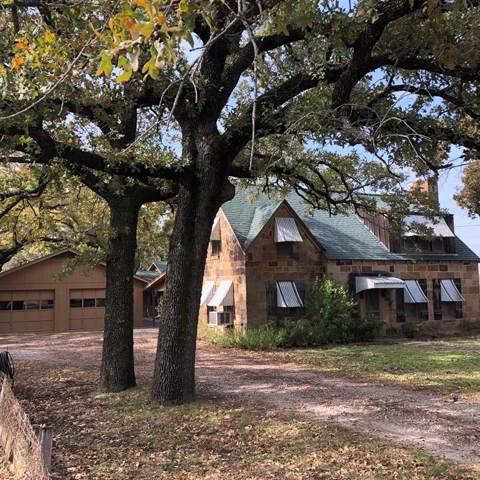 1622 Live Oak Road, Santo, TX 76472 (MLS #14254637) :: Team Tiller
