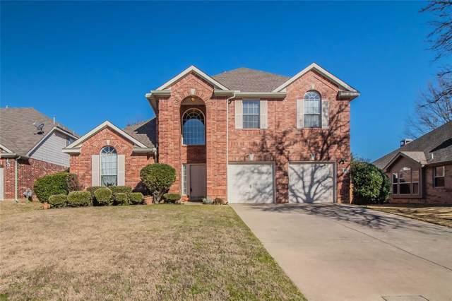 3505 Villanova Drive, Denton, TX 76210 (MLS #14254642) :: The Kimberly Davis Group