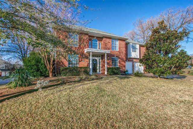 801 Woodside Court, Highland Village, TX 75077 (MLS #14254750) :: Vibrant Real Estate