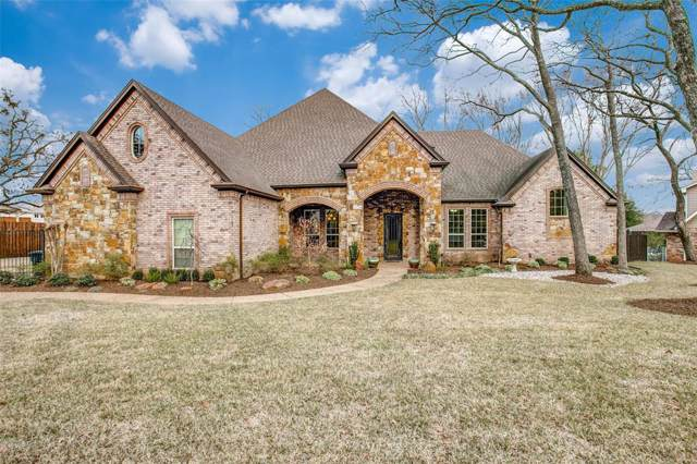 6001 Westcoat Drive, Colleyville, TX 76034 (MLS #14254804) :: Lynn Wilson with Keller Williams DFW/Southlake