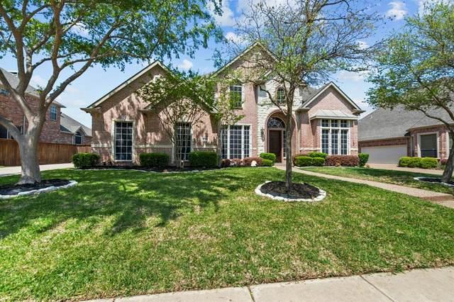2407 Brushcreek Drive, Keller, TX 76248 (MLS #14254806) :: Russell Realty Group