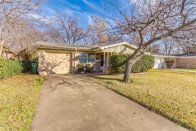 1831 Wynn Terrace, Arlington, TX 76010 (MLS #14254878) :: RE/MAX Pinnacle Group REALTORS