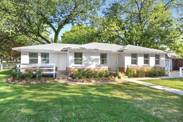 5325 Cedar Springs Road, Dallas, TX 75235 (MLS #14254903) :: Bray Real Estate Group