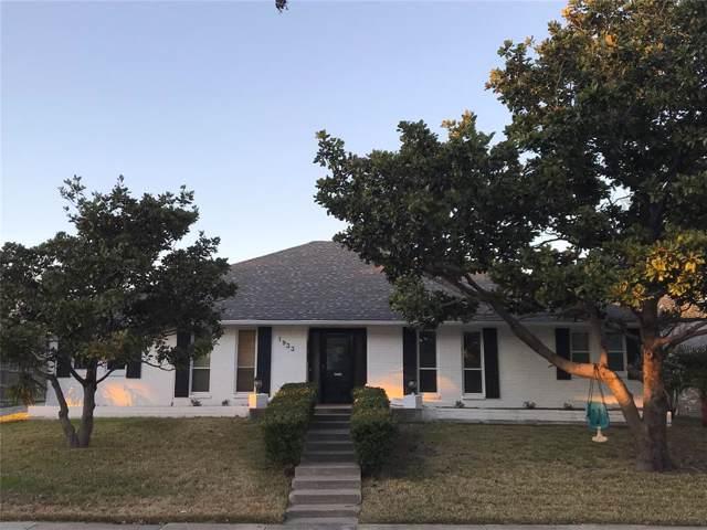 1933 Camden Way, Carrollton, TX 75007 (MLS #14254916) :: Team Hodnett