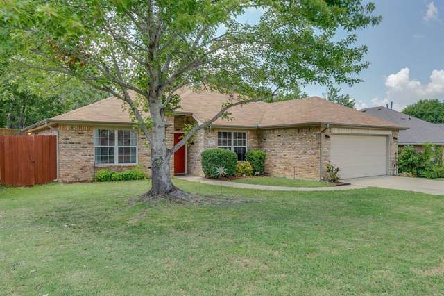 605 Blair Drive, Lewisville, TX 75057 (MLS #14254939) :: The Kimberly Davis Group