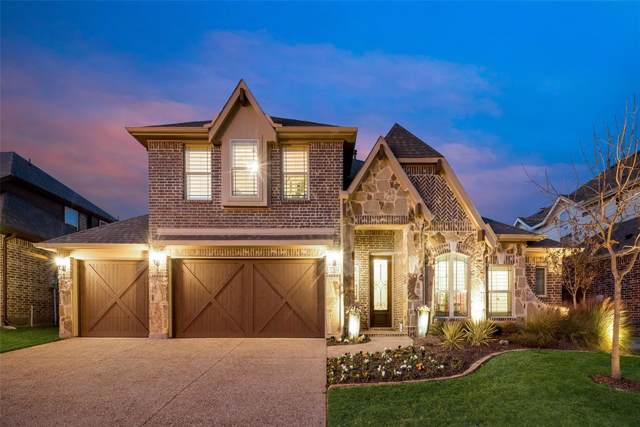 5209 Windstone Drive, Fort Worth, TX 76244 (MLS #14254944) :: Trinity Premier Properties