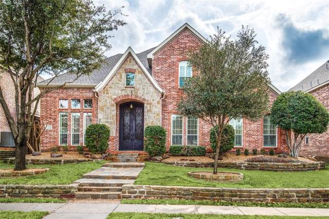 2027 Burnside Drive, Allen, TX 75013 (MLS #14254988) :: The Hornburg Real Estate Group
