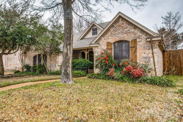 8405 Brandonwood Drive, North Richland Hills, TX 76182 (MLS #14255057) :: Team Hodnett