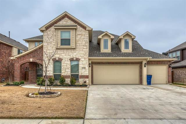 1170 Spring Cress Drive, Burleson, TX 76028 (MLS #14255067) :: Century 21 Judge Fite Company