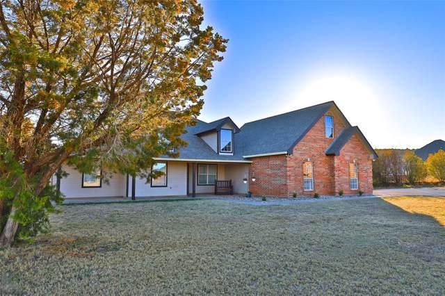 197 Alexandra Drive, Tuscola, TX 79562 (MLS #14255076) :: The Real Estate Station