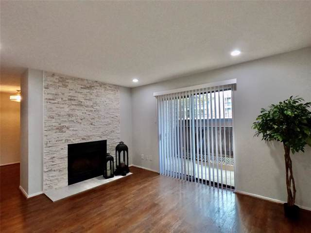 5335 Bent Tree Forest Drive #198, Dallas, TX 75248 (MLS #14255080) :: The Hornburg Real Estate Group