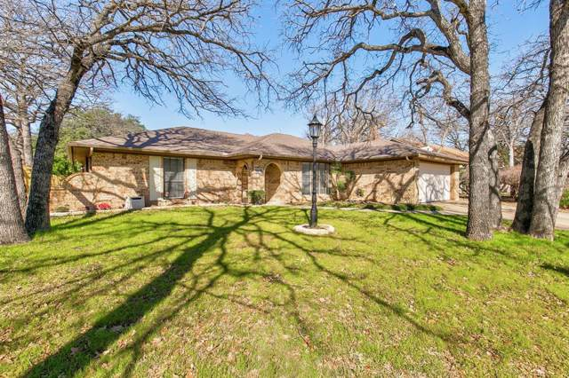 1001 Lake Ridge Drive, Azle, TX 76020 (MLS #14255083) :: The Heyl Group at Keller Williams