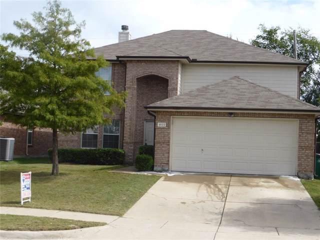1022 Churchill Drive, Princeton, TX 75407 (MLS #14255161) :: Roberts Real Estate Group
