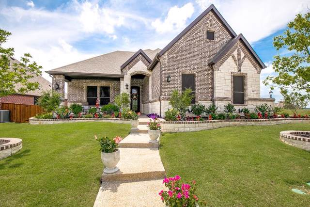 805 Lazy Brooke Drive, Rockwall, TX 75087 (MLS #14255175) :: Caine Premier Properties