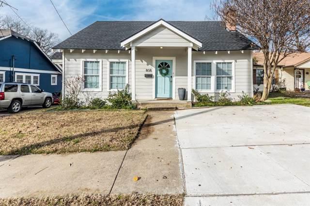 808 S Tennessee Street, Mckinney, TX 75069 (MLS #14255188) :: Tenesha Lusk Realty Group