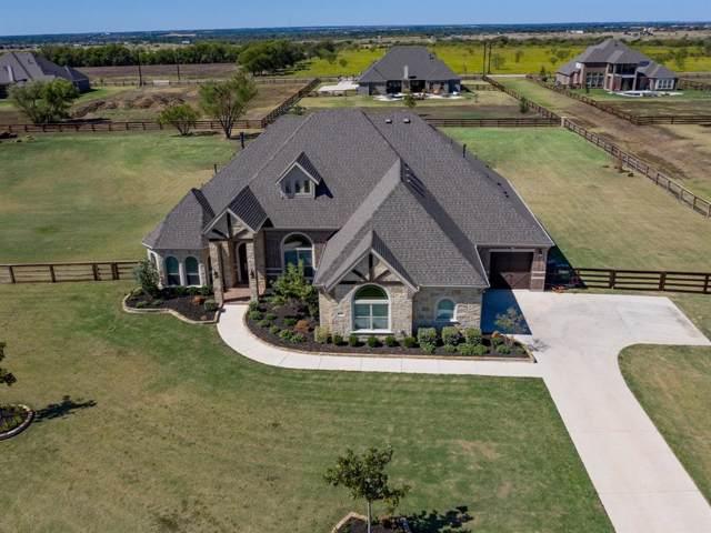 1325 Flanagan Farm Drive, Northlake, TX 76226 (MLS #14255197) :: Justin Bassett Realty
