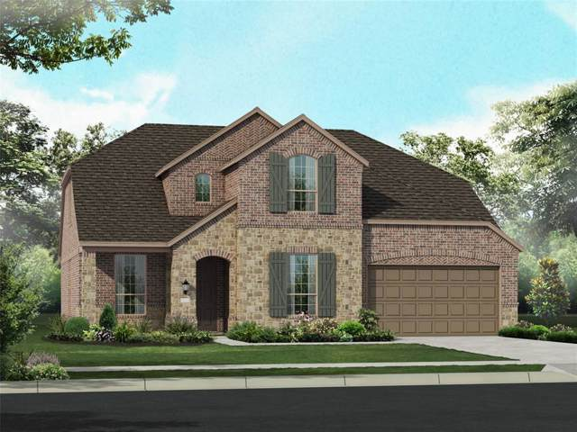 716 Glen Crossing Drive, Celina, TX 75009 (MLS #14255250) :: Real Estate By Design