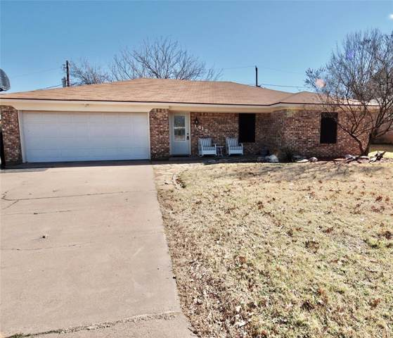 1419 Green, Graham, TX 76450 (MLS #14255254) :: Trinity Premier Properties