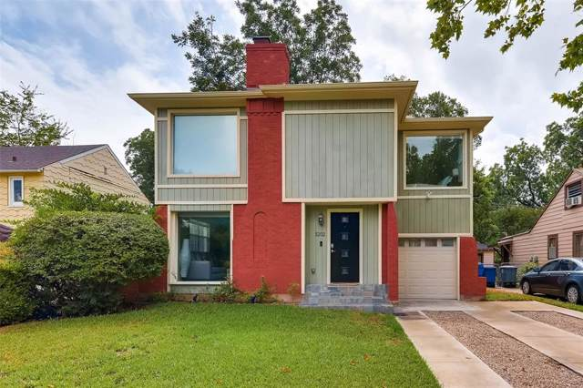 5202 Pershing Street, Dallas, TX 75206 (MLS #14255255) :: Robbins Real Estate Group