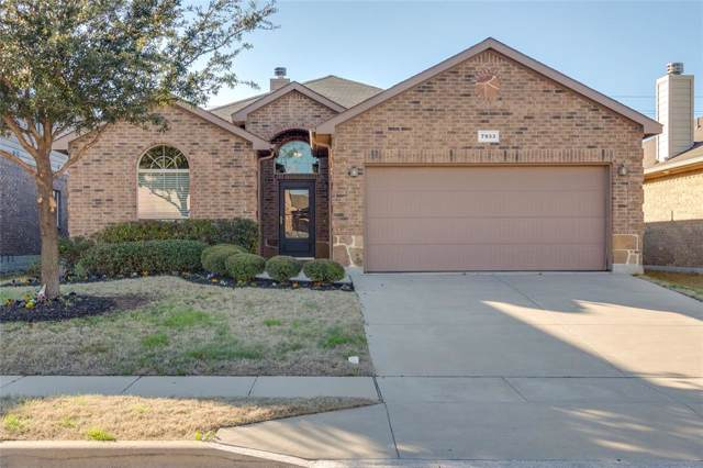 7933 Wildwest Drive, Fort Worth, TX 76131 (MLS #14255293) :: RE/MAX Pinnacle Group REALTORS