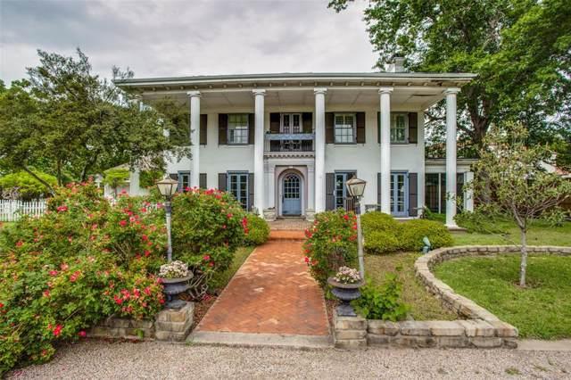 5931 Desco Drive, Dallas, TX 75225 (MLS #14255316) :: Robbins Real Estate Group