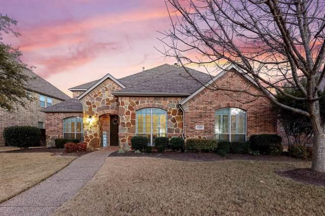 1318 Dalhart Drive, Allen, TX 75013 (MLS #14255327) :: The Kimberly Davis Group