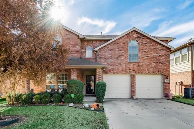 9045 Trail Blazer Drive, Fort Worth, TX 76131 (MLS #14255357) :: The Kimberly Davis Group