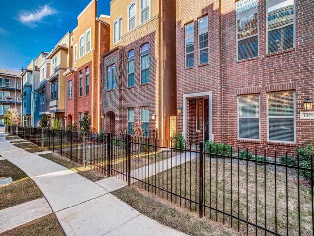 1379 Arch Place, Dallas, TX 75215 (MLS #14255452) :: EXIT Realty Elite