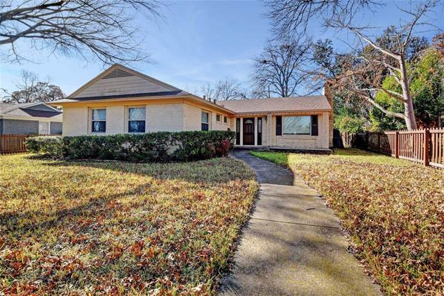 331 Easton Road, Dallas, TX 75218 (MLS #14255468) :: The Mitchell Group